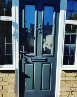 Door refurbishment