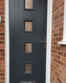 Finesse glass composite door essex